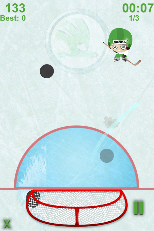 Screenshot SKODA Ice Hockey Championship