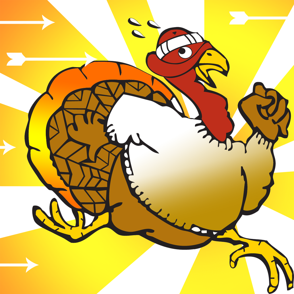 A Crazy Turkey Escape: Redheaded & Reloaded Endless Running Blast